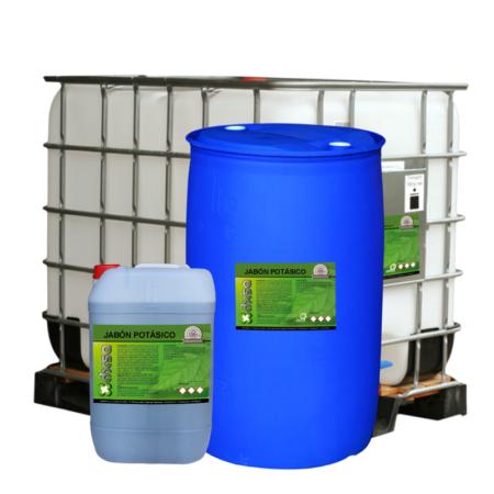 Limpiador fertilizante potasio