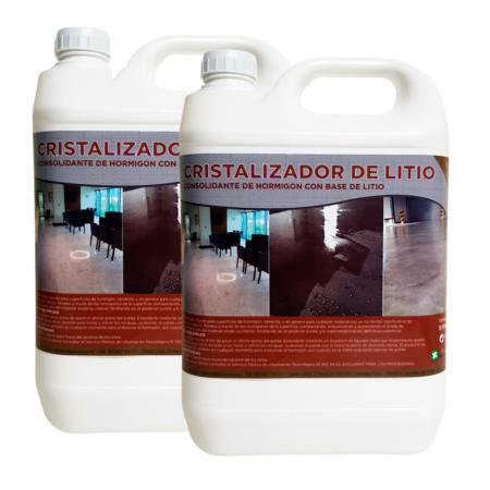 Cristalizador de Litio