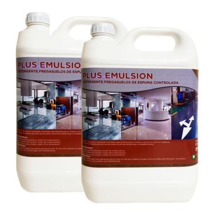Plus Emulsion - detergente fregasuelos