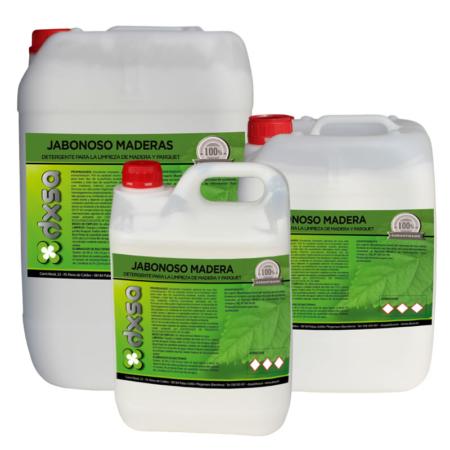 JABONOSO MADERAS Detergente para maderas