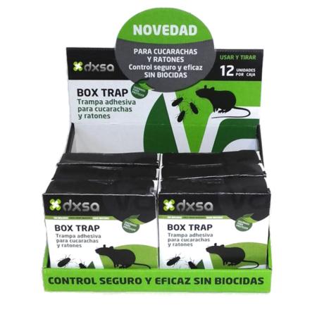 Trampa Adhesiva sin Biocidas